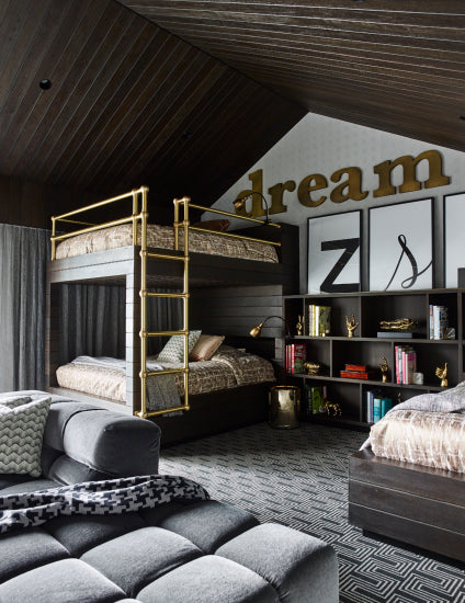 Childrens Bedroom Ideas _ Greg Natale _ Read more in the LuxDeco.com Style Guide