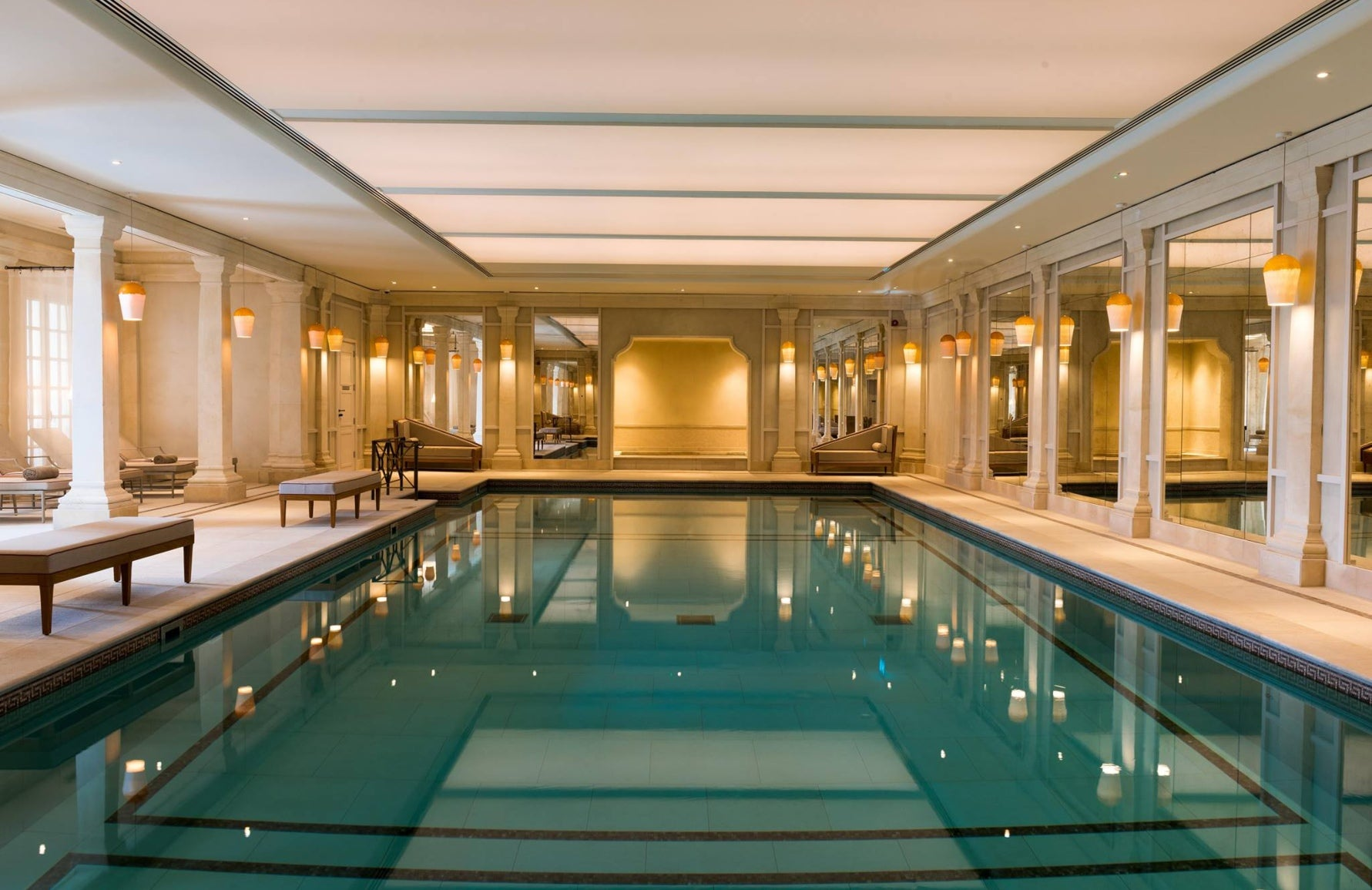 Cliveden House Spa | Read more about Britain's top spa hotels at LuxDeco.com