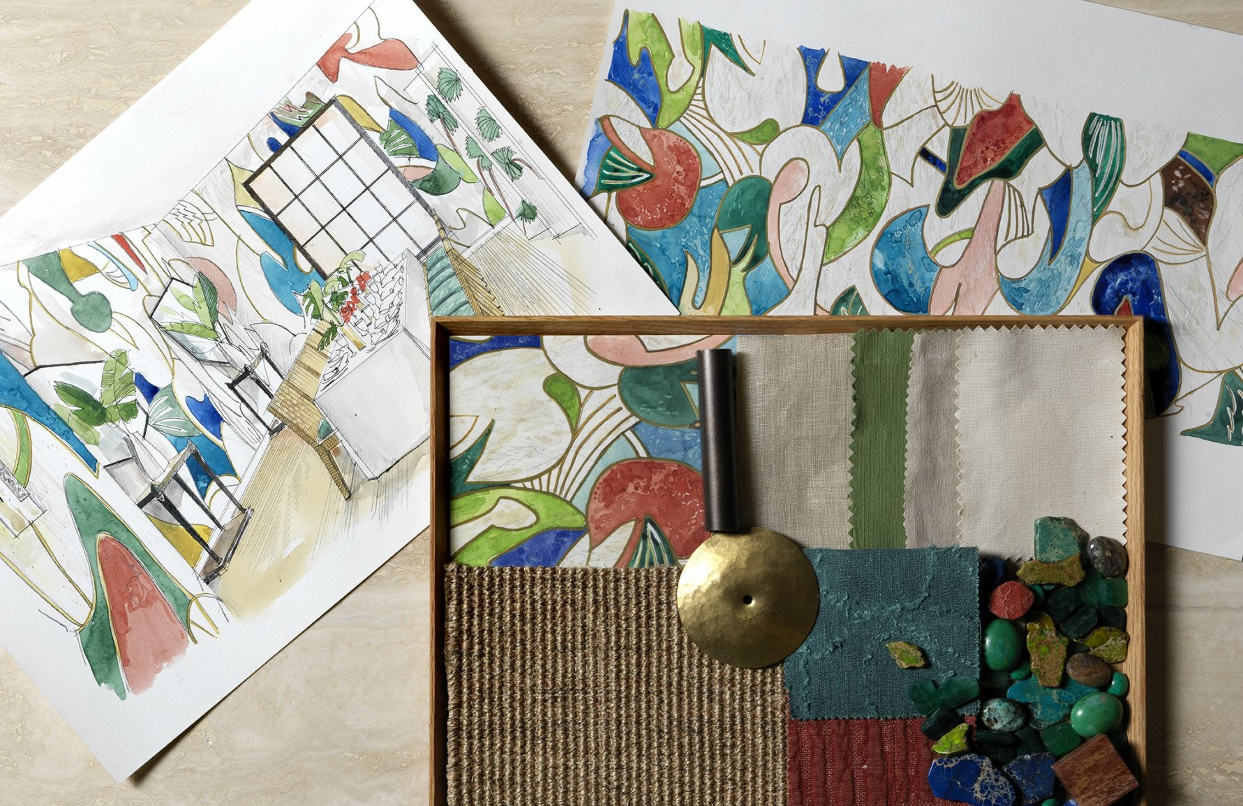 Combining Cultures Through Design   Natalia Miyar   Read more in The Luxurist