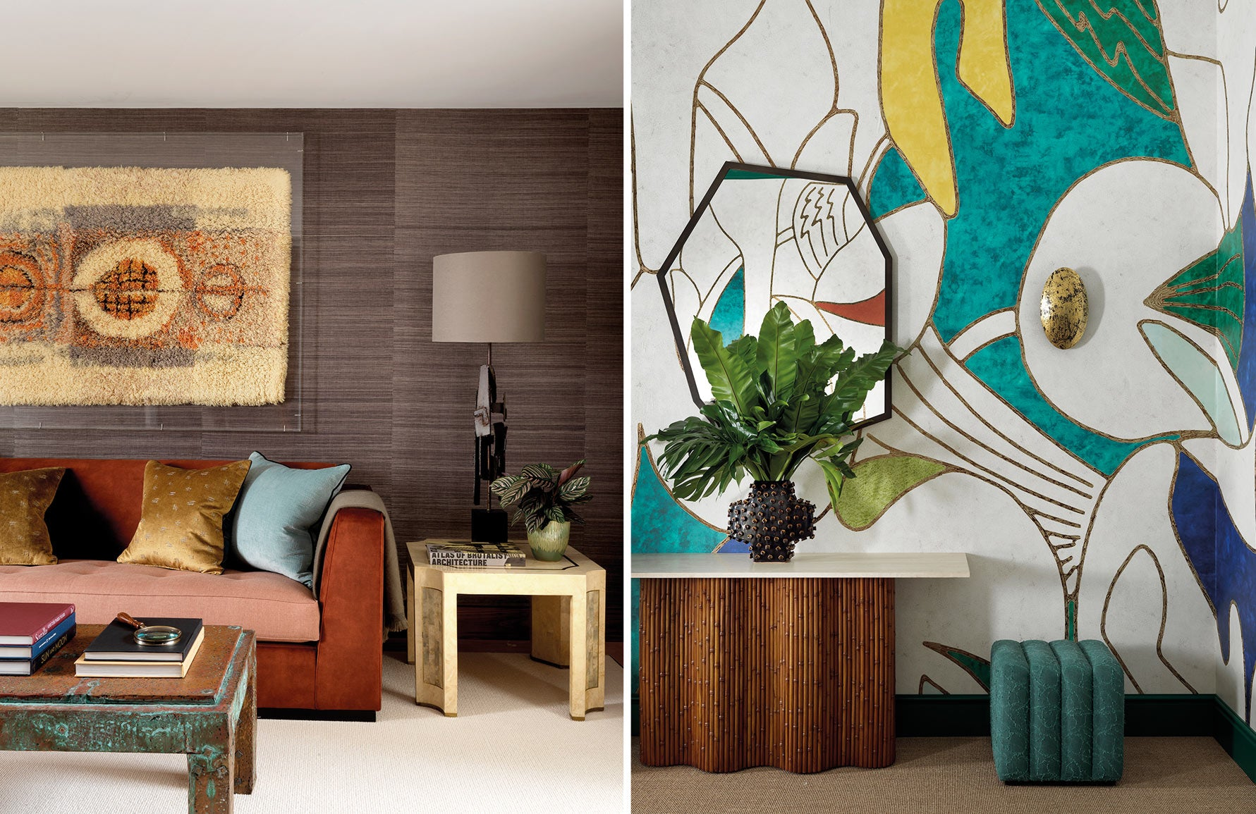 Combining Cultures Through Design   Natalia Miyar colourful interiors   Read more in The Luxurist