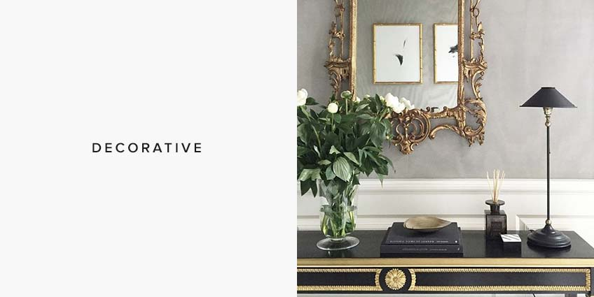 Decorative Mirror Styles: Which Mirror shape is for you - LuxDeco Style Guide