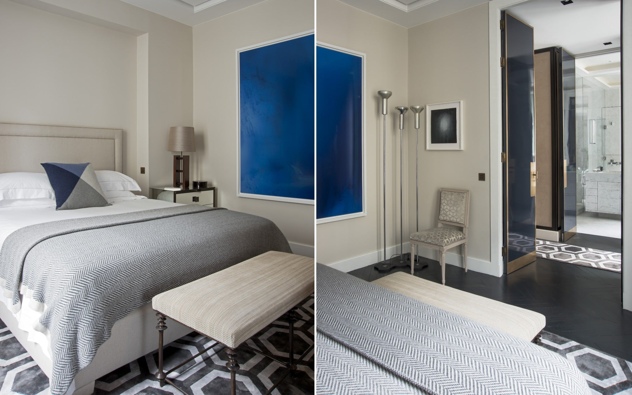 Discover Champeau & Wilde's Nouvelle Athenes Project in Paris - Bedroom - LuxDeco Style Guide