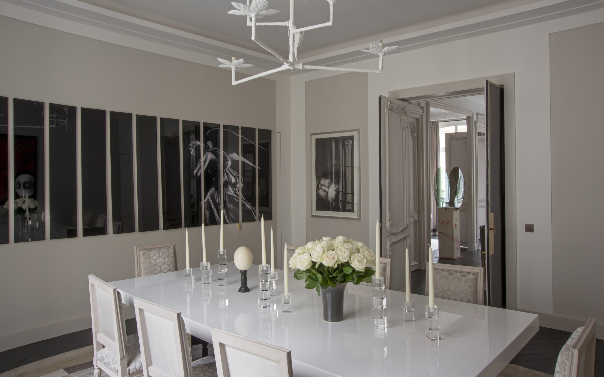 Discover Champeau & Wilde's Nouvelle Athenes Project in Paris - Dining Room - LuxDeco Style Guide
