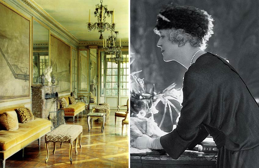 Female Interior Designers who Changed the Industry - Elsie de Wolfe - LuxDeco Style Guide