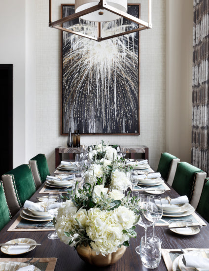Formal vs Casual Dining Rooms - What is the Difference - Helen Green - LuxDeco Style Guide