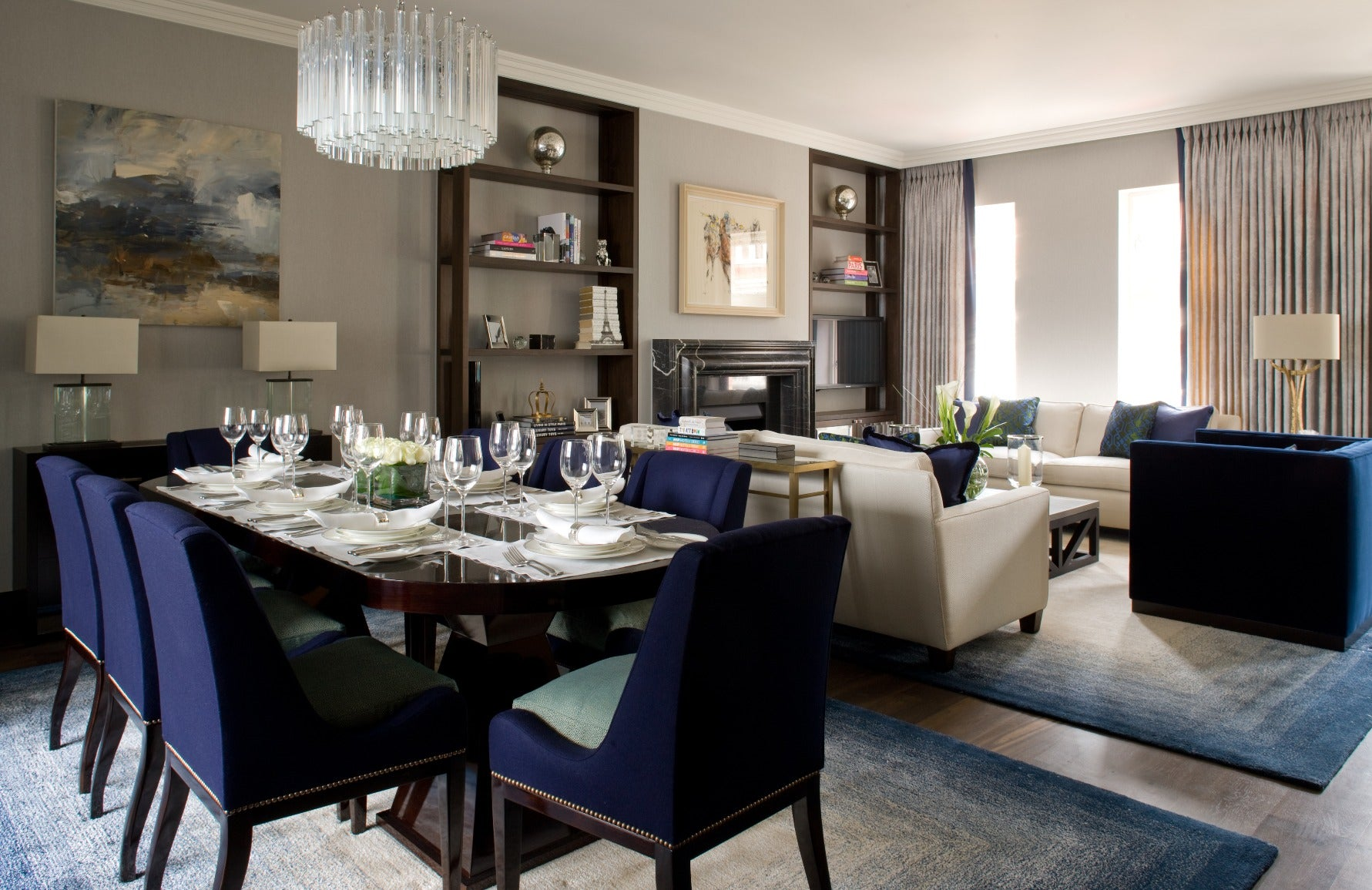 Formal Vs Casual Dining Rooms Dining Room Ideas Luxdeco