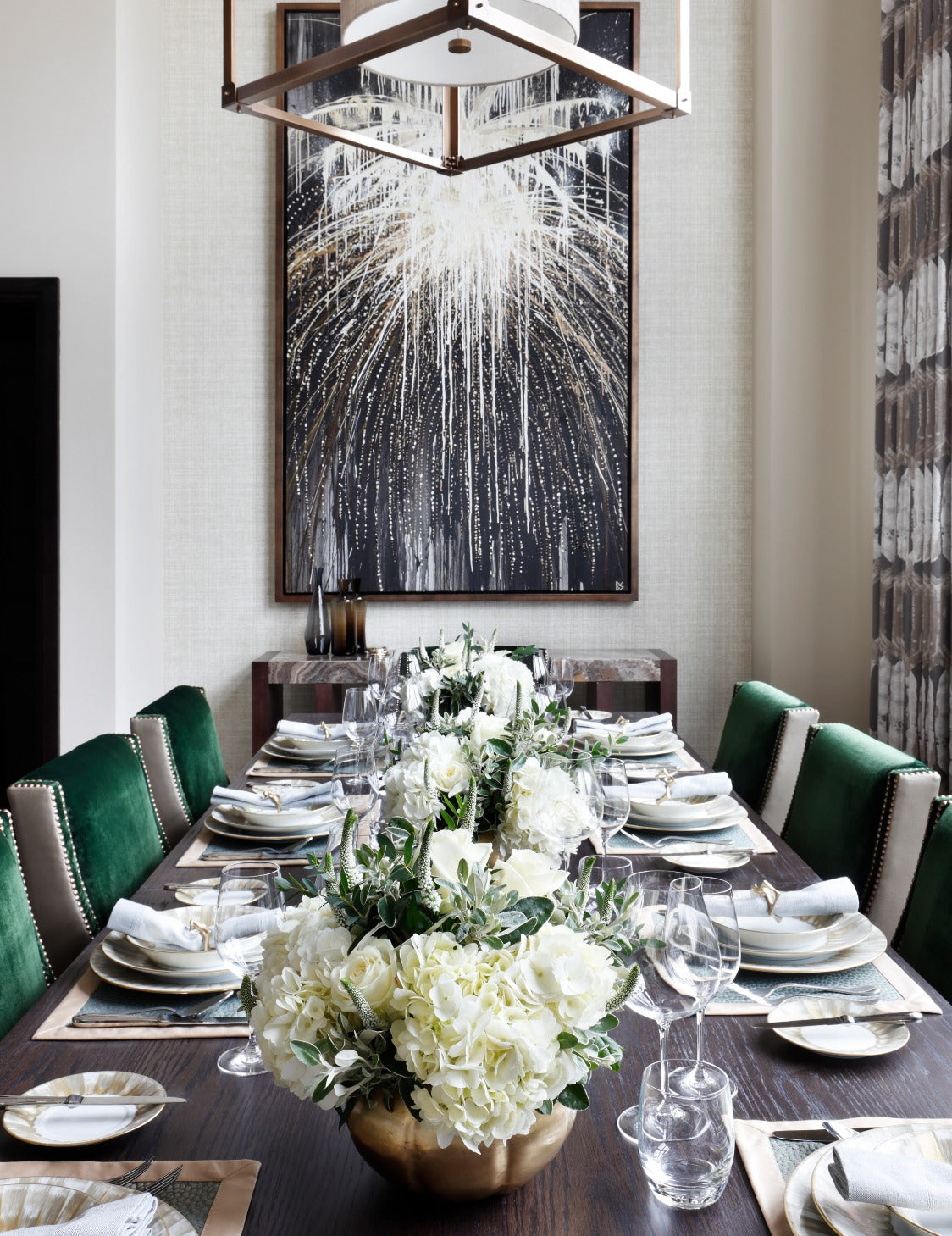 Image of: Formal Vs Casual Dining Rooms Dining Room Ideas Luxdeco