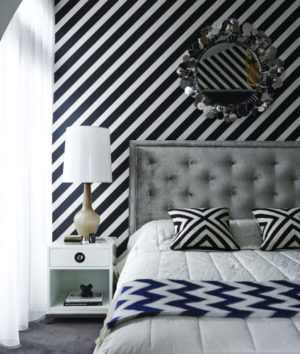 Forms of Geometric Shapes & Patterns In Interior Design | Greg Natale | LuxDeco.com Style Guide