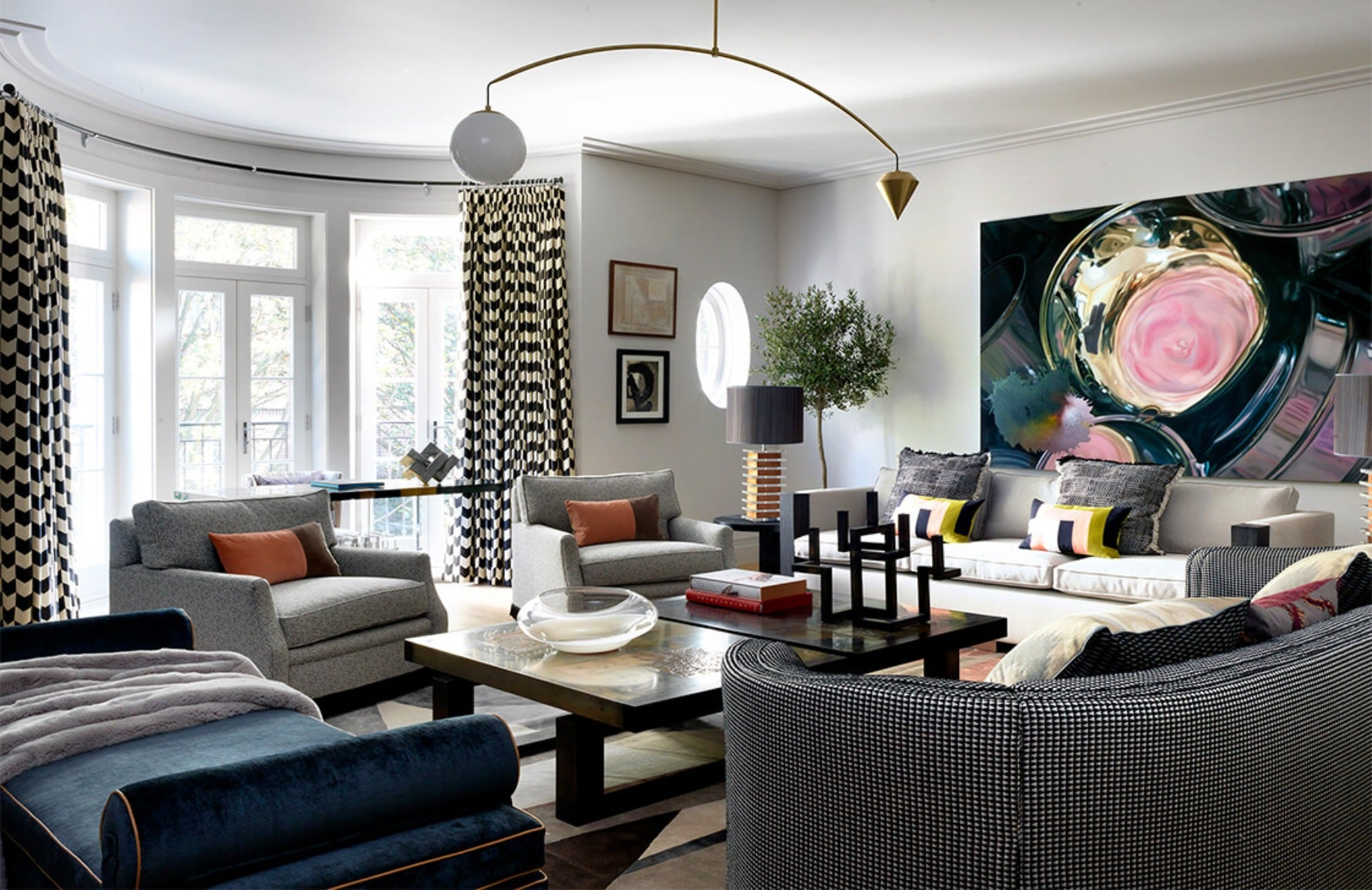 How To Arrange Cushions On A Sofa 9 Style Ideas Luxdeco