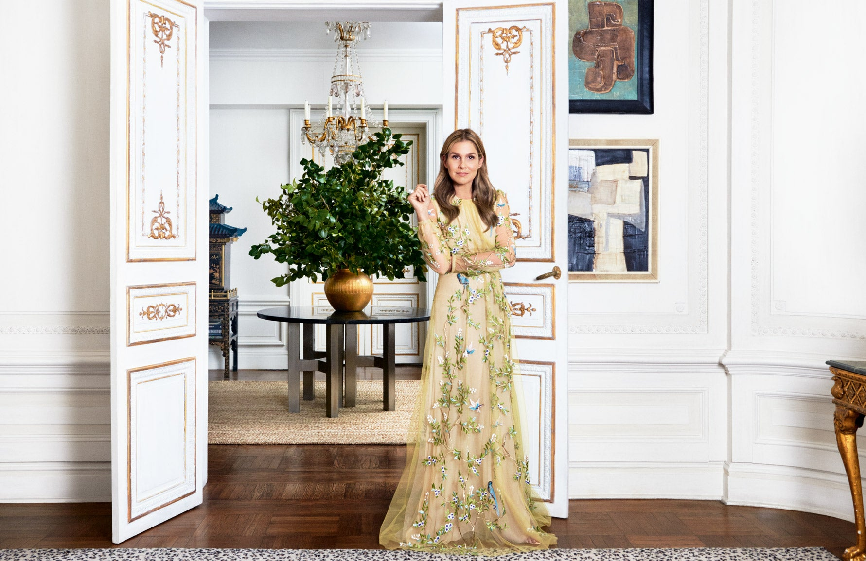 Holiday Entertaining with Aerin Lauder | Read more in The Luxurist