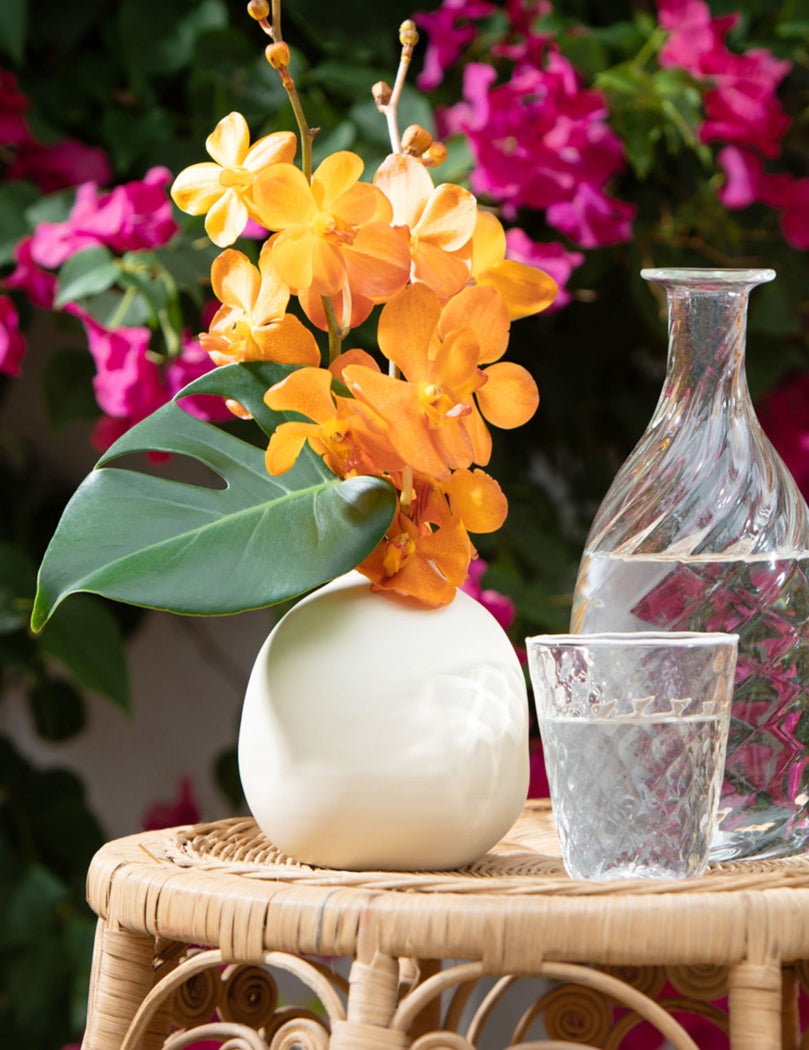 How To Choose The Right Vase Shape For Your Flowers - Bud Vase - LuxDeco.com Style Guide