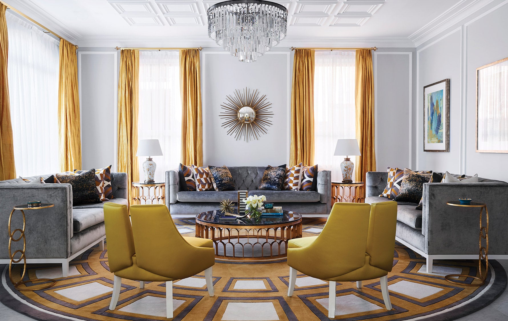 How To Get Your Room Proportions Right In Interior Design - Greg Natale - LuxDeco Style Guide