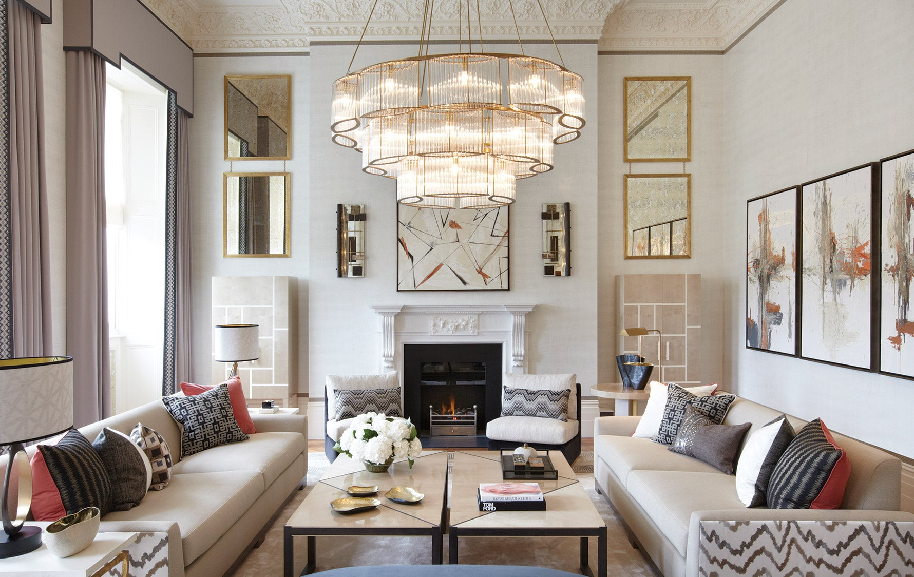 How To Get Your Room Proportions Right In Interior Design - Helen Green Design - LuxDeco Style Guide