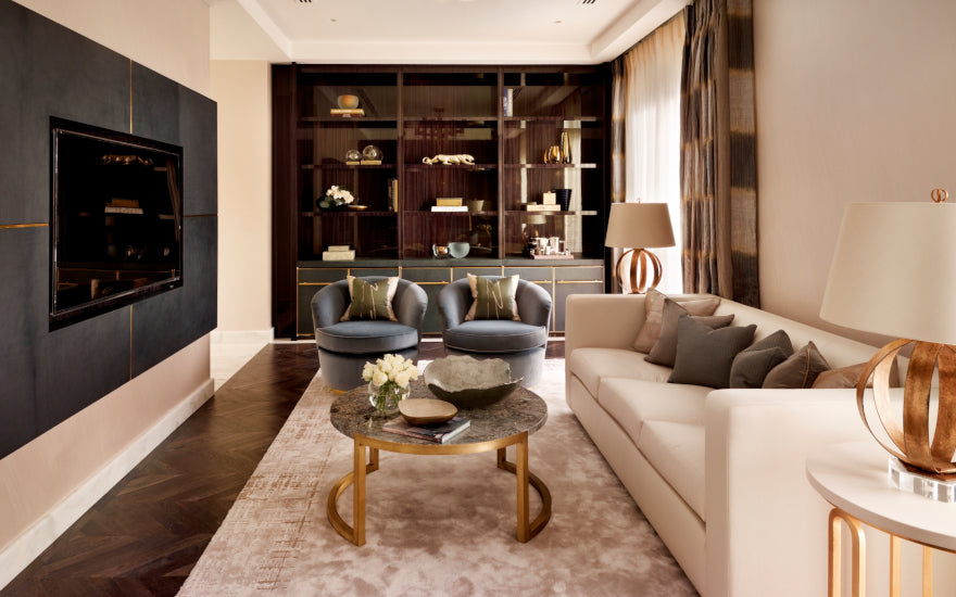 How To Get Your Room Proportions Right In Interior Design - Katharine Pooley - LuxDeco Style Guide
