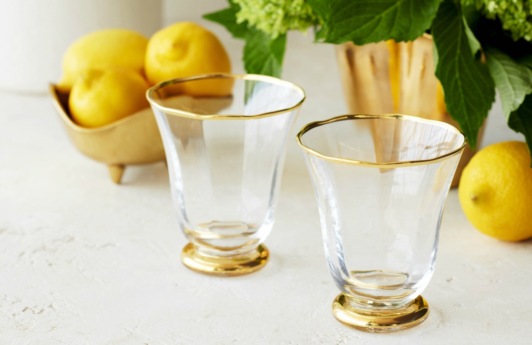 How To Host The Perfect Easter Party | AERIN glassware |LuxDeco.com