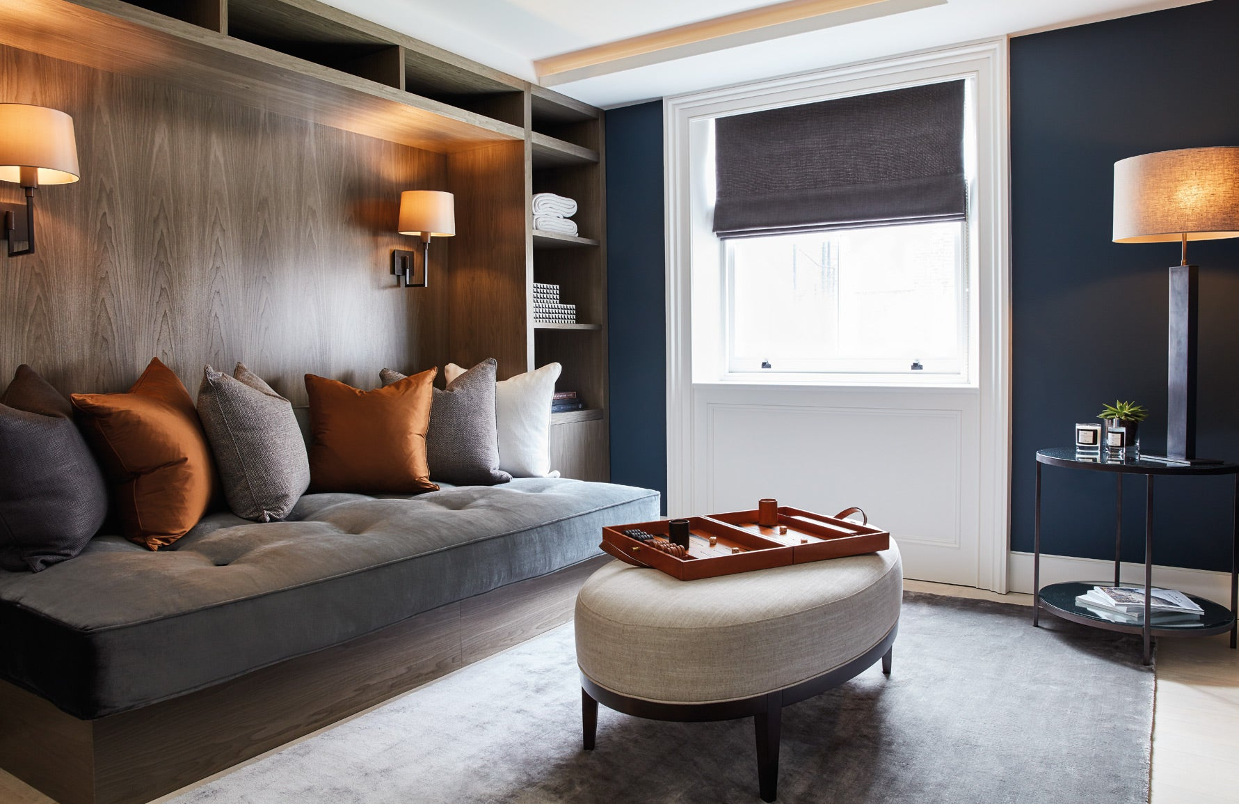 How To Make A Small Room Look Bigger | BradyWilliams | Small Room Ideas | Shop luxury furniture online at LuxDeco.com