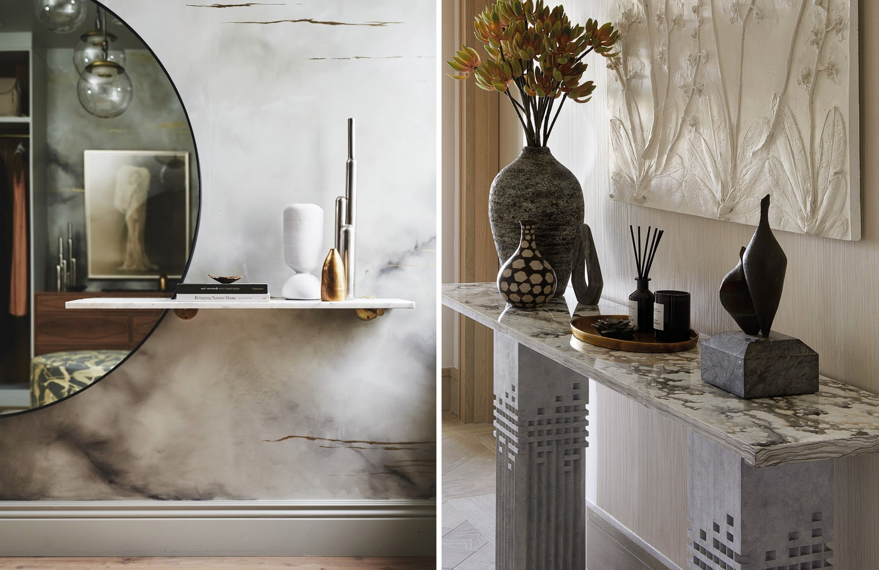 How To Make A Small Room Look Bigger   K Interiors/Elicyon   Small Room Ideas   Shop luxury furniture online at LuxDeco.com