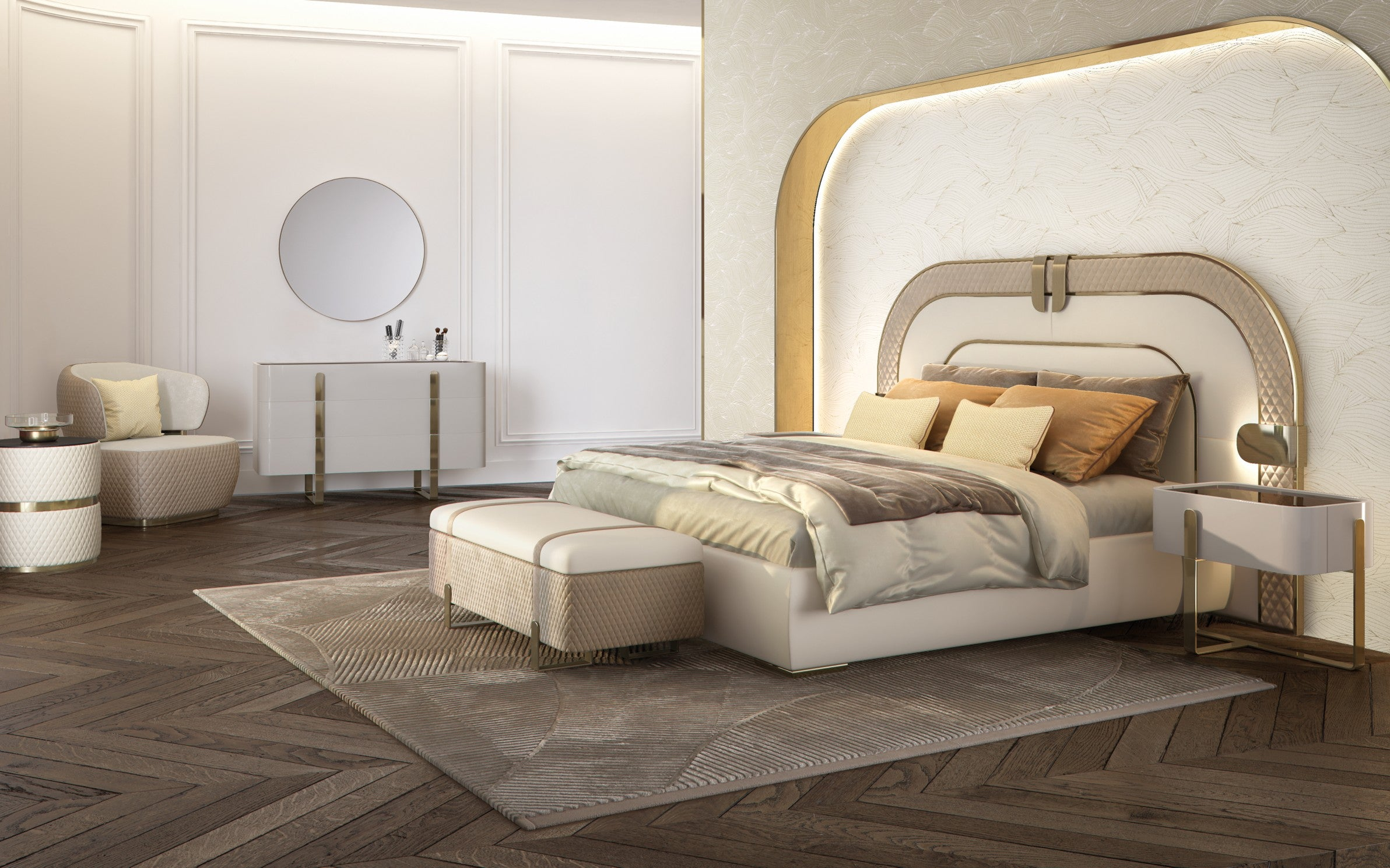How To Use Neutral Colours In Your Bedroom Colour Schemes Luxdeco