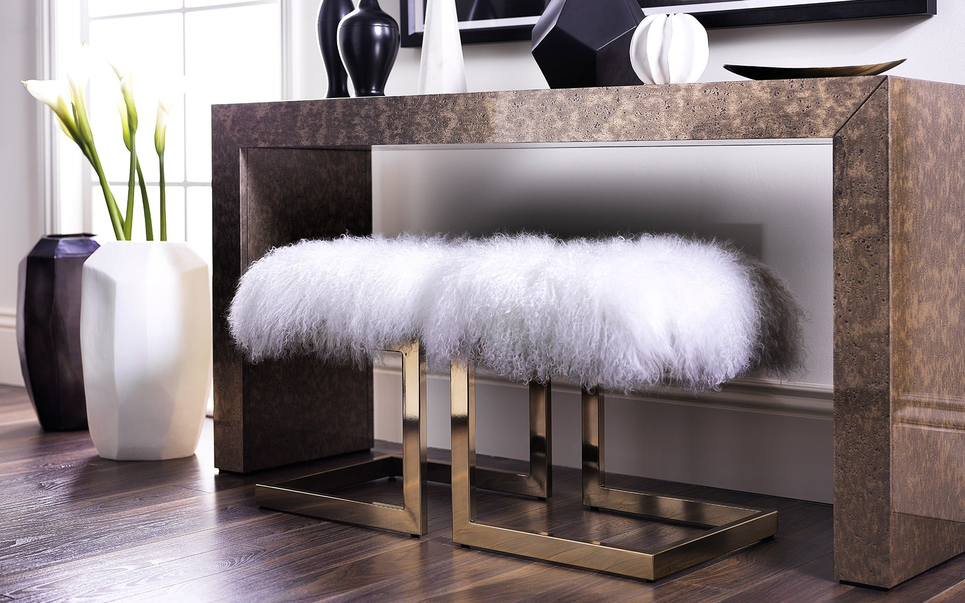 How To Use Texture In Interior Design - Add Textured Furniture - LuxDeco.com Style Guide