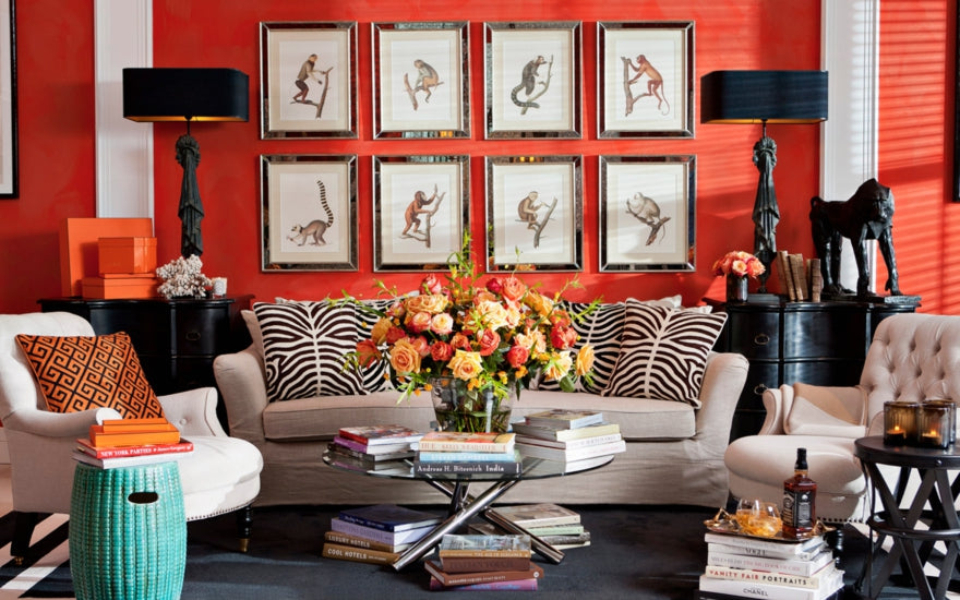 How to Decorate with Animal Print in your Home Interior ...