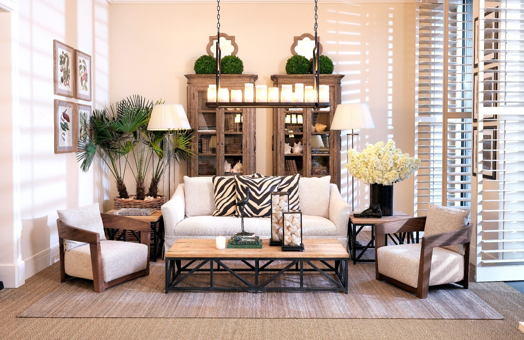 How to Decorate with Animal Print in your Home   LuxDeco.com
