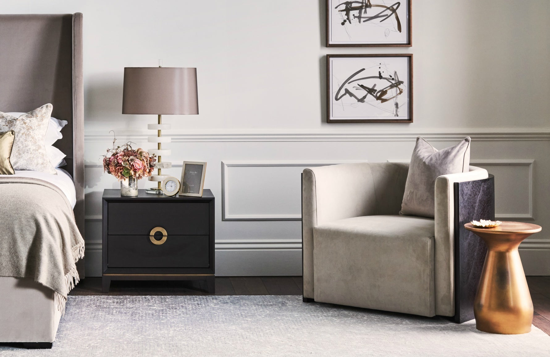 Introducing The Sloane Collection | Luxury Bedroom Furniture Online | Shop now at LuxDeco.com.jpg