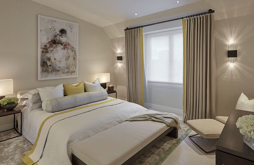 14 Bedroom Colour Schemes Combination Ideas Luxdeco Com