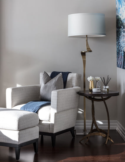 Living Room Lighting Ideas – Elicyon – Read more on LuxDeco.co