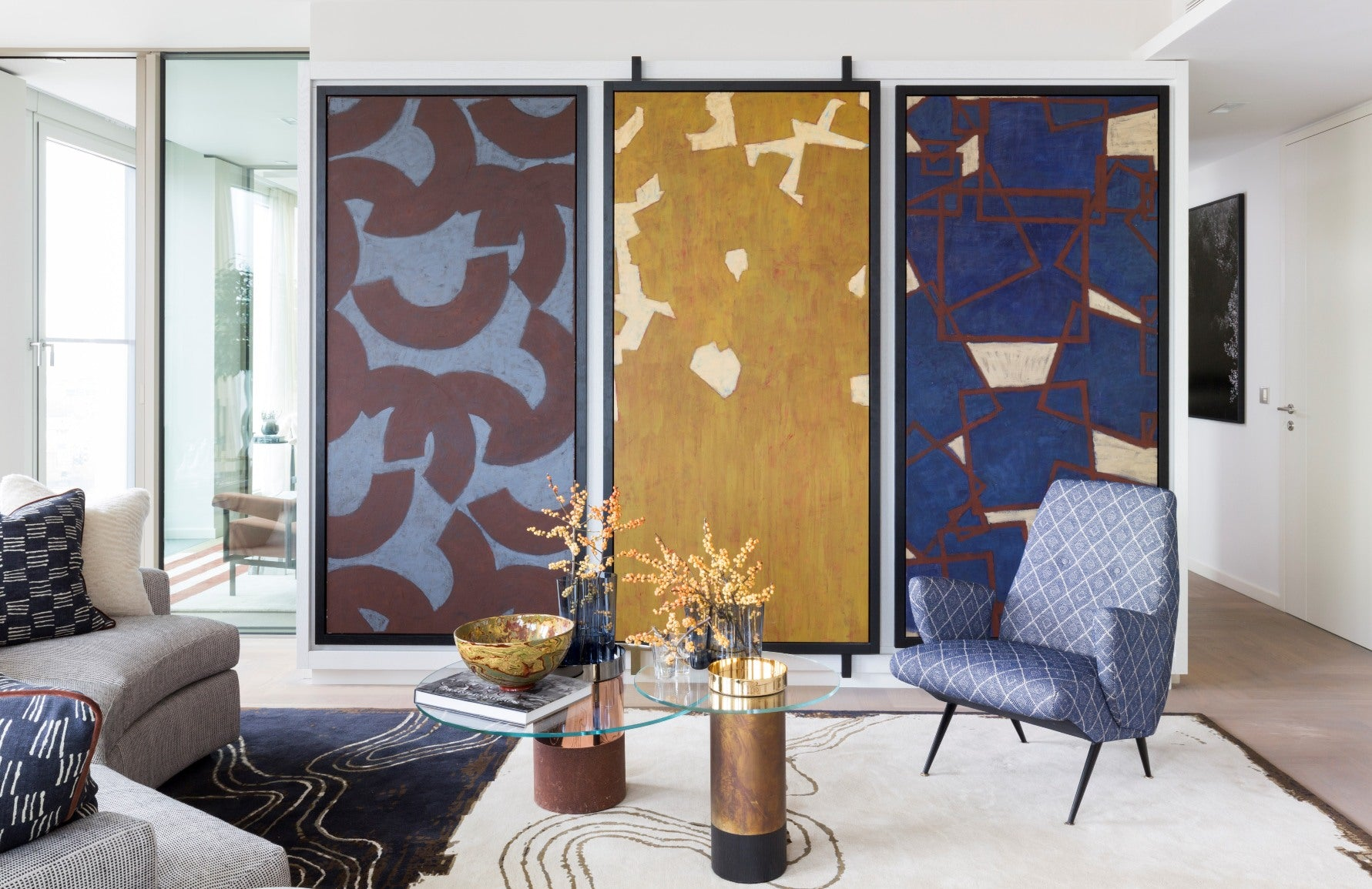 Living Room Wall Decor Ideas How To Display Art Luxdeco