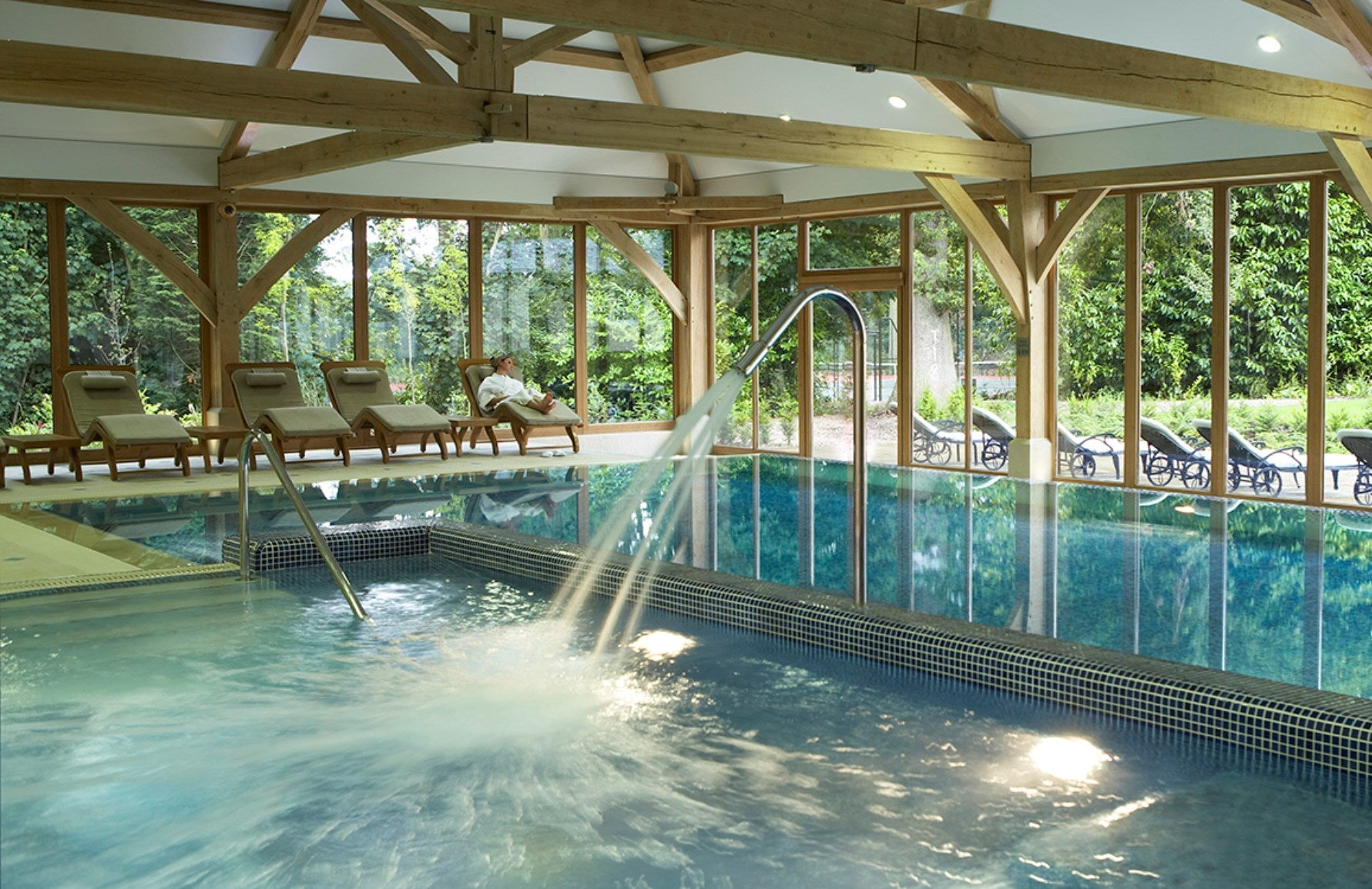Luton Hoo Spa | Read more about Britain's top spa hotels at LuxDeco.com