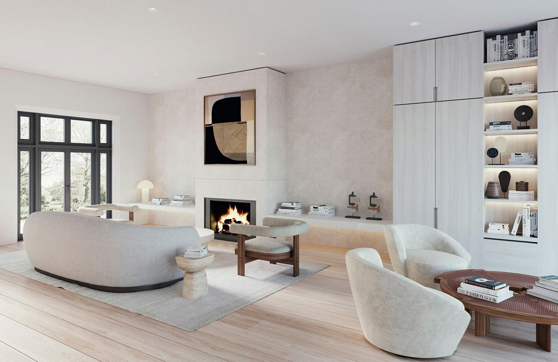 RESIDENTIAL FLAT INTERIORS by Inside