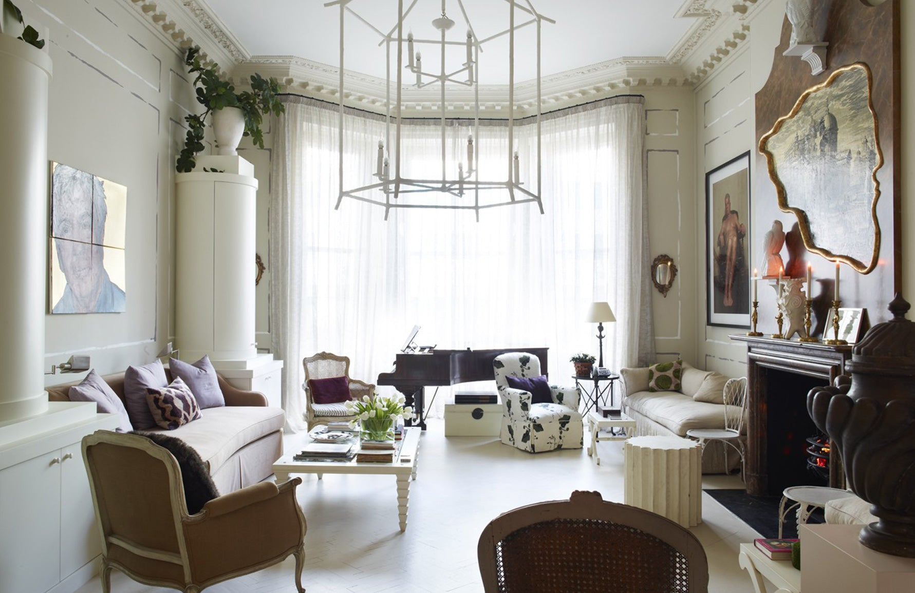LuxDeco 100 | Nicky Haslam | The Luxurist