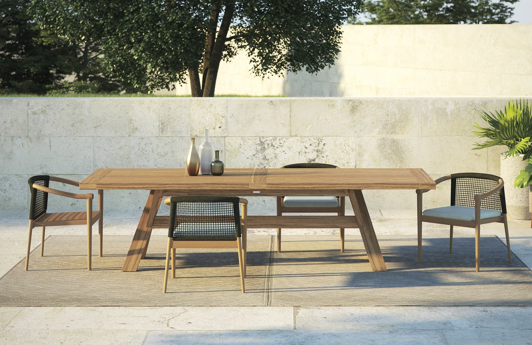 Luxury Garden Furniture | Atmosphera |  Shop Luxury Outdoor Furniture at LuxDeco.com