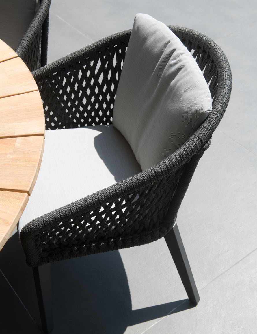Luxury Outdoor Dining | Casual Dining Furniture | Shop outdoor cushions furniture online at LuxDeco.com