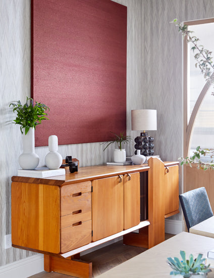 Luxury mid-century sideboards | Kelly Hohla | Shop sideboards online at LuxDeco.com
