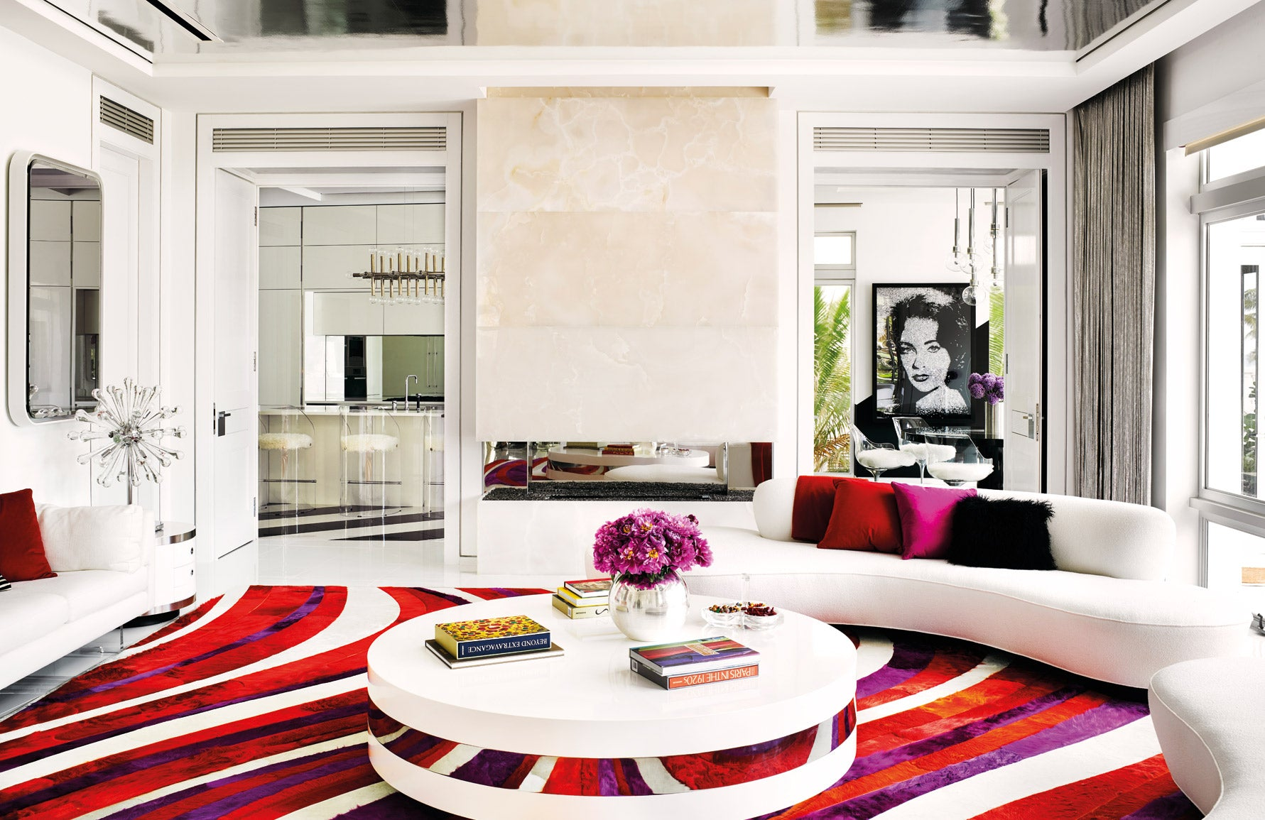 Martyn Lawrence Bullard | Celebrity interior designer | Tommy Hilfiger home | Pop Art interiors | Read more in The Luxurist at LuxDeco.com
