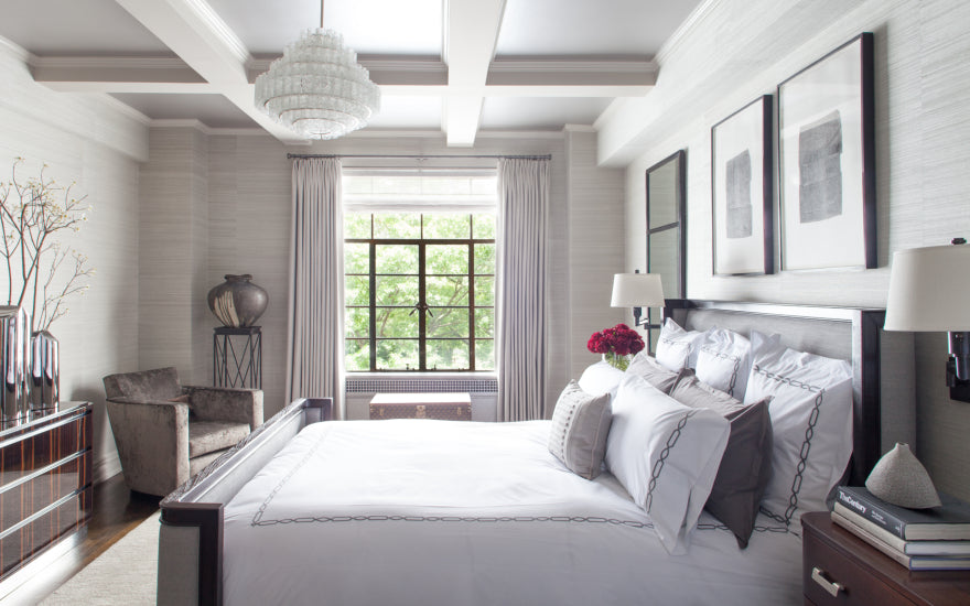 Master Bedroom Ideas | Small & Large Bedroom Tips | LuxDeco.com