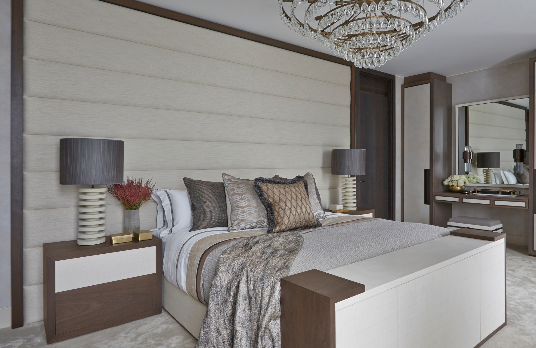 Master Bedroom Ideas | Small & Large Bedroom Tips | LuxDeco