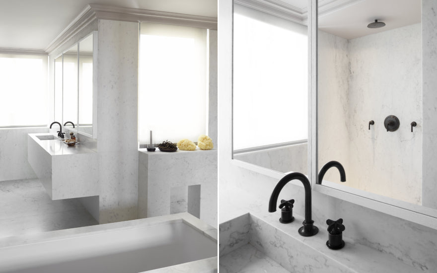 Minimalist Interior Design Bathroom Ideas - Guillaume Alan - LuxDeco Style Guide
