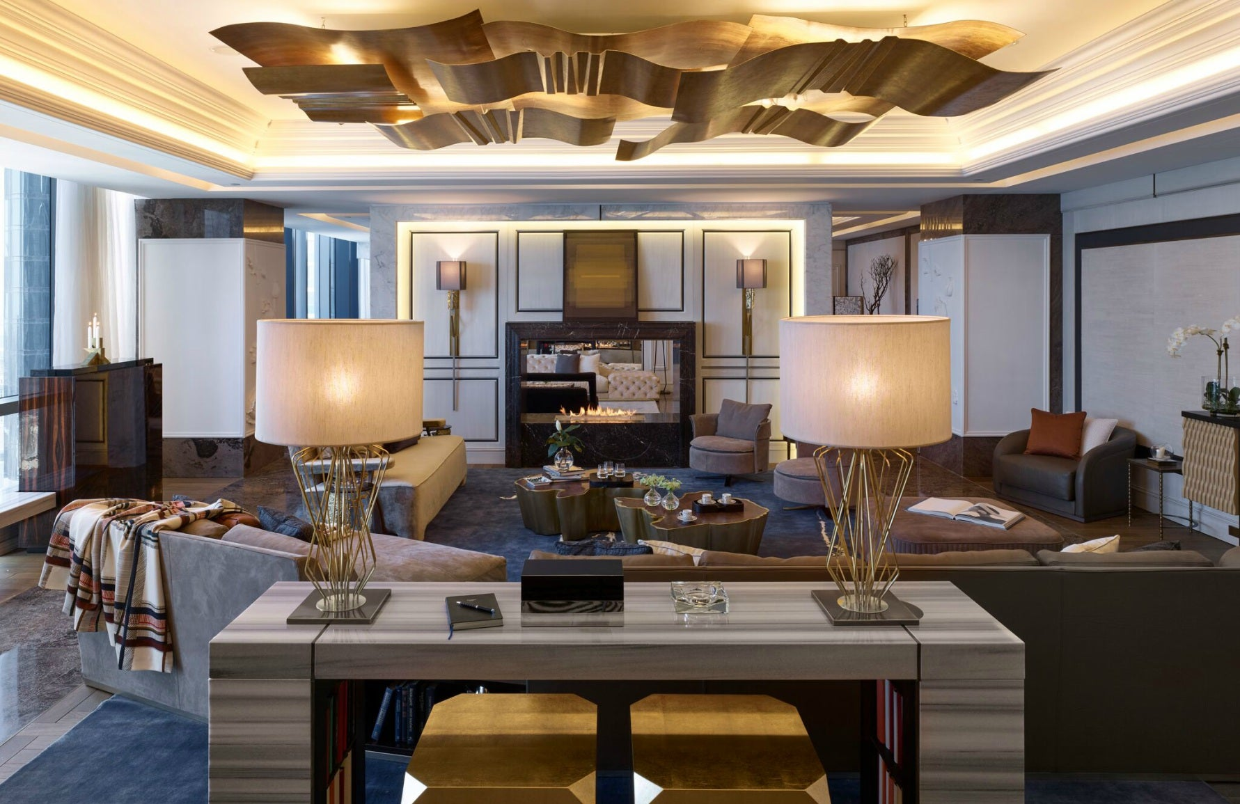 New Brands for Autumn Winter 2020 | Officina Luce furniture | LuxDeco.com