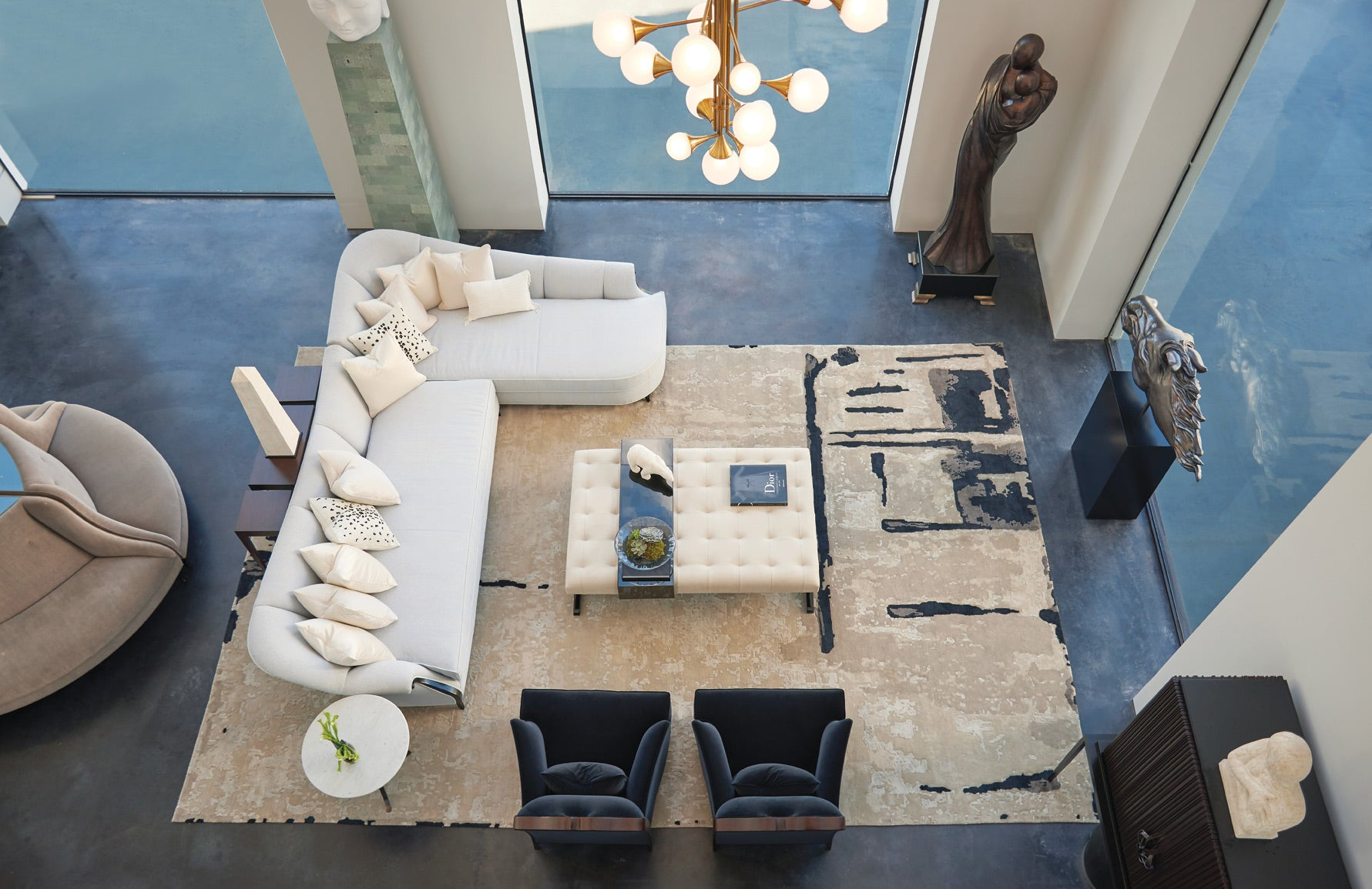 New Brands for Summer | | Luxury Rugs | Christopher Guy Rugs | LuxDeco.com