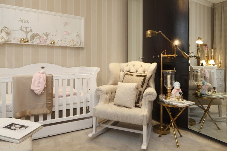 Nursery Interior Design Ideas & Inspiration | Casa Forma | LuxDeco.com