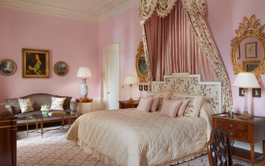 Pink Bedroom Ideas & Colour Schemes - trylamp