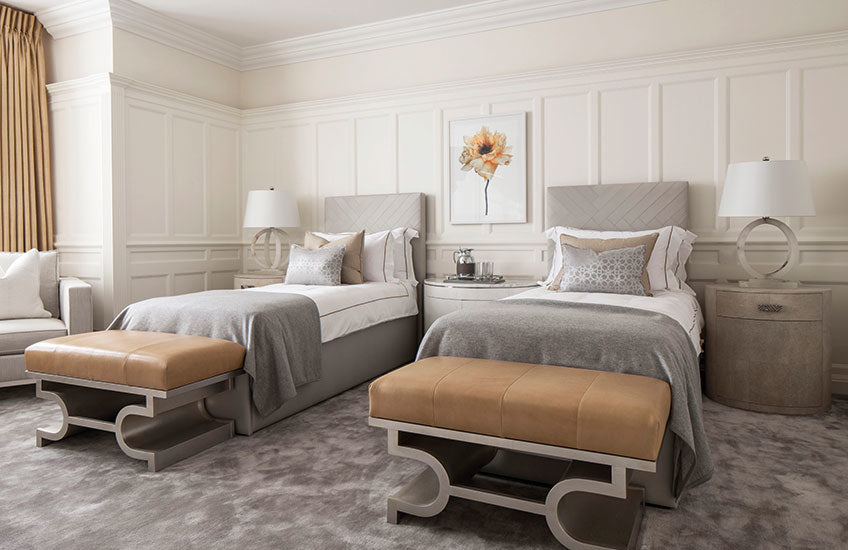 . 15 Bedroom Colour Schemes   Bedroom Colour Ideas   LuxDeco com