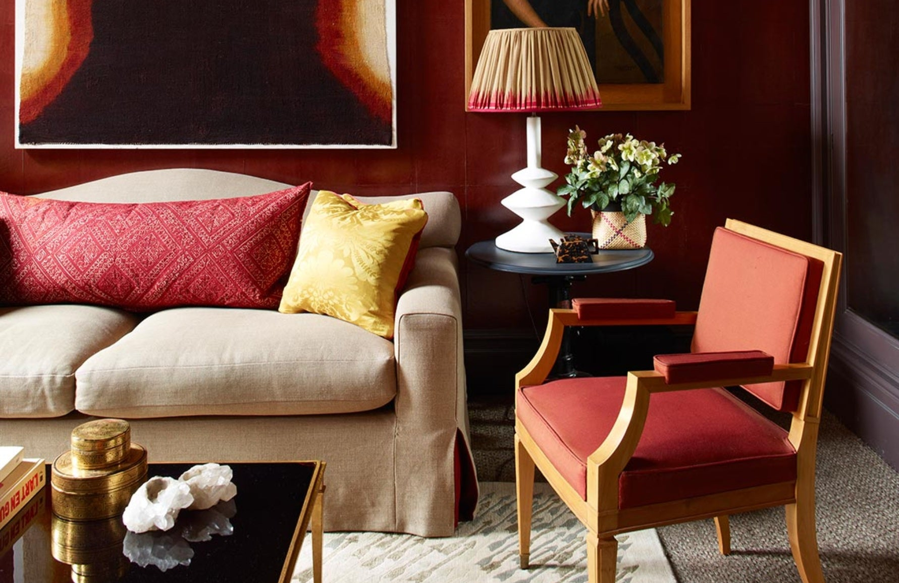 Colour Psychology in Interior Design - LuxDeco.com