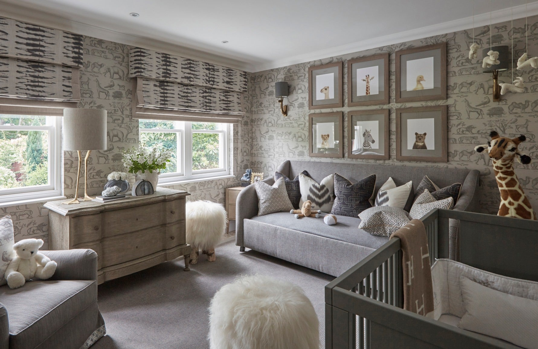 Sophie Paterson on Mastering Rustic Chic Interior Design - Discover more on LuxDeco Style Guide