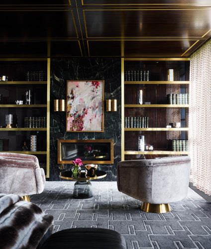 Spring Interior Design Trends for 2019 - Art Deco - Greg Natale - LuxDeco Style Guide