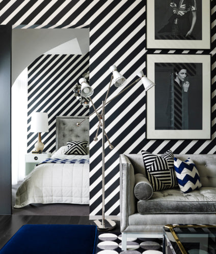 Spring Interior Design Trends for 2019 - Geometric - Greg Natale - LuxDeco Style Guide