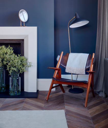 Spring Interior Design Trends for 2019 - Herringbone and Chevron - Hingston Studio - LuxDeco Style Guide