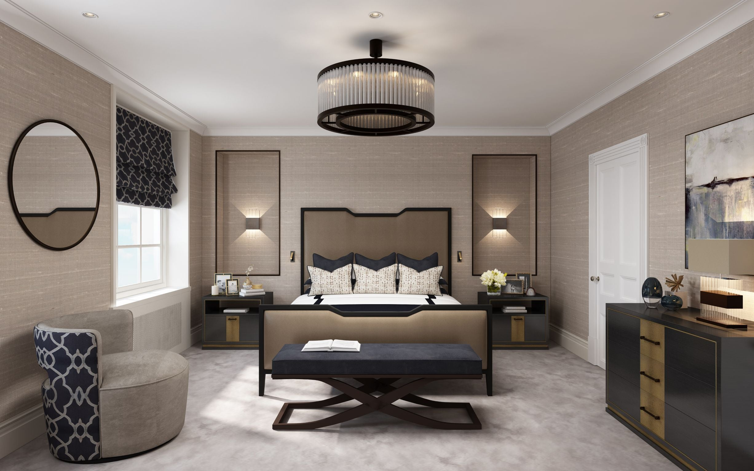 Bedroom Lighting Ideas Bedroom Lighting Tips Luxdeco